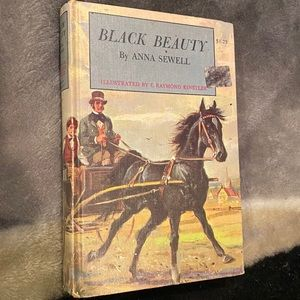 🎃10/$10 sale🎃 Black Beauty Book